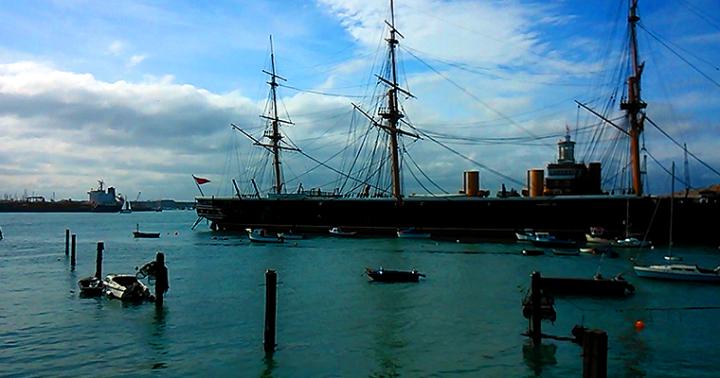 Descendo para Portsmouth e no fundo Oceano: Sobre a dificuldade de seauto-apreciar!